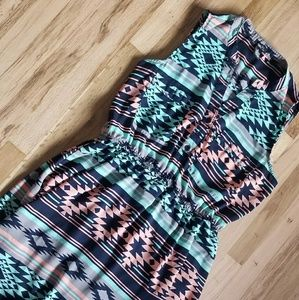 Rue 21 XL Navajo high low dress